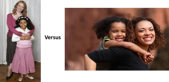 Two Black Parents or One White Parent – Can Biracial Kids Really Relate?