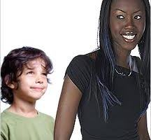Parents of black or bi-racial kids?