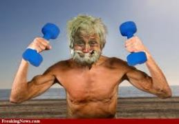 I Love Seeing Old People At The Gym. It Gives Me Hope