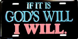 Gods will 2