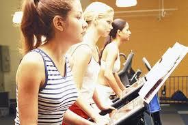 Treadmill peak