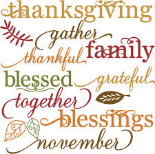 Thanksgiving - Fri