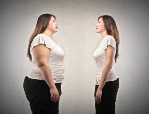 Fat Thin Women