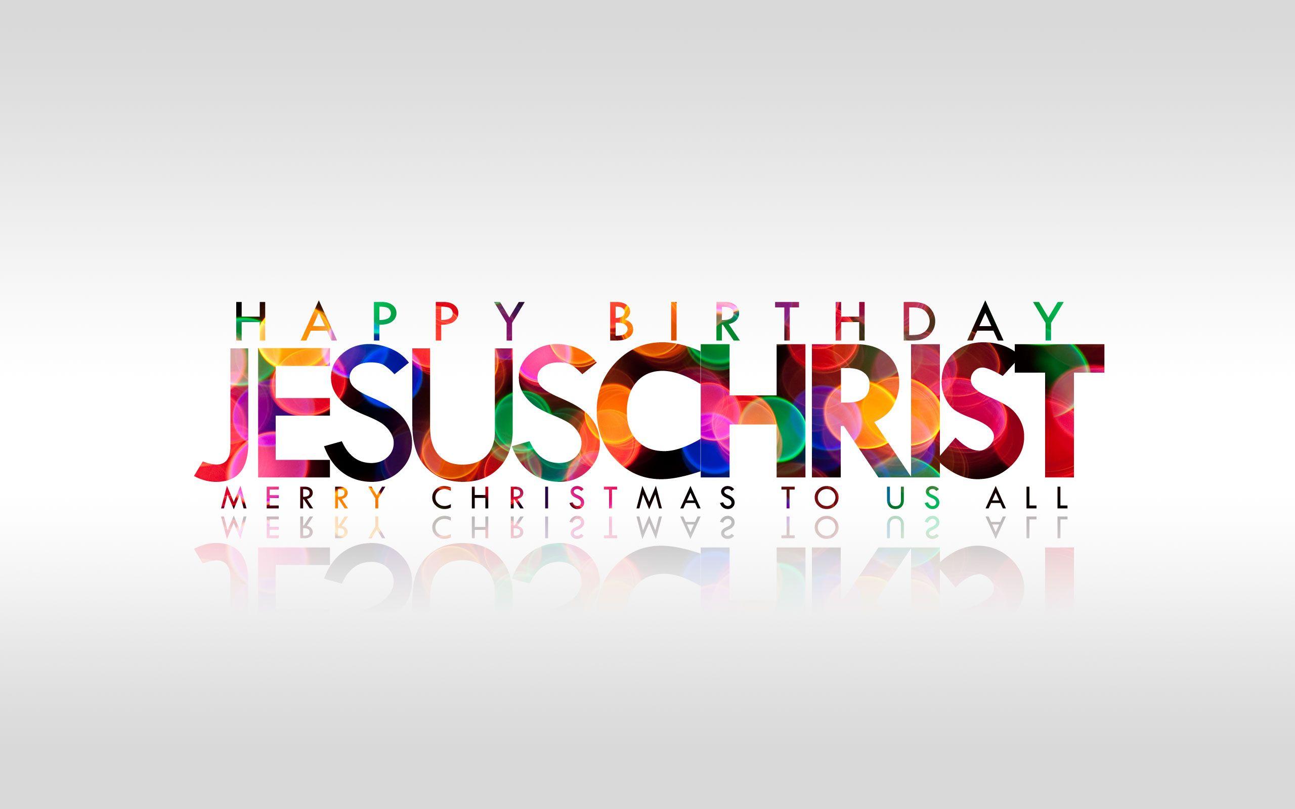 Happy Birthday, Jesus! – Chocolate Vent